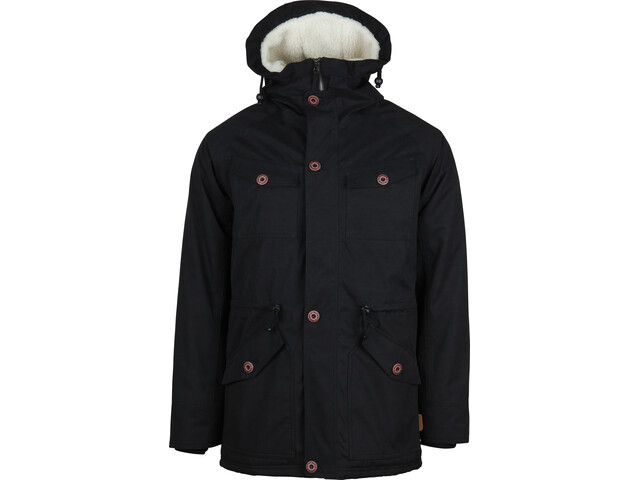 North Bend Prime Parka Herrer, black